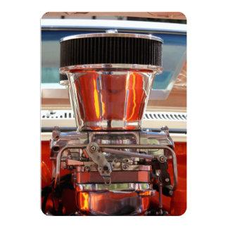 Chrome Engine Card