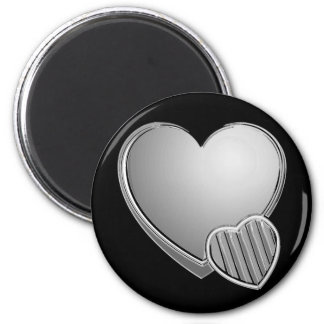Chrome Hearts 2 Inch Round Magnet