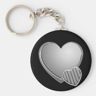 Chrome Hearts Keychain