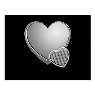 Chrome Hearts Postcard