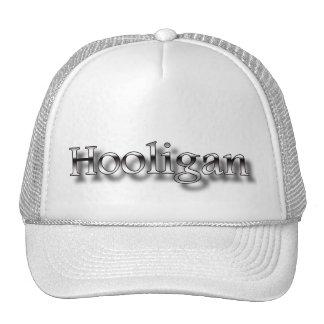 chrome hooligan trucker hat
