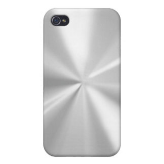 - Chrome iPhone 4 Cover