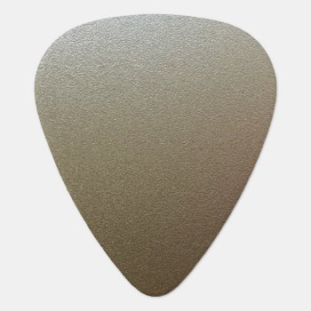 Chrome Look Guitar Pick by lou165 at Zazzle