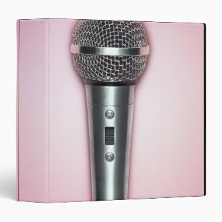 Chrome Microphone Binder