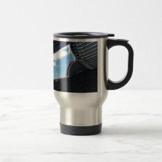 Chrome 15 Oz Stainless Steel Travel Mug