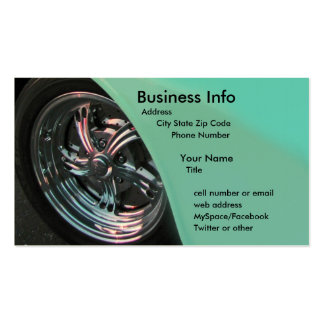 ChromeaZone Business Card