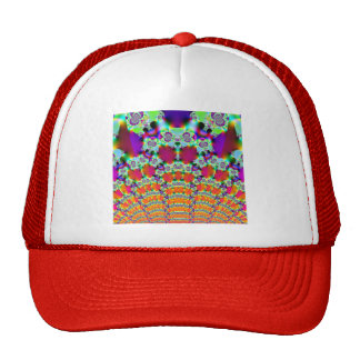 Chromo Rainbow Trucker Hat