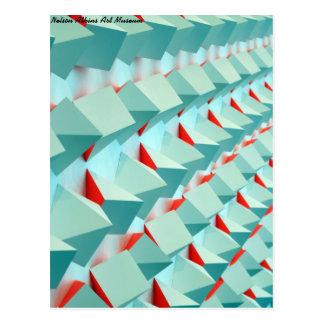"""Chromoplastic Mural"" Postcard"