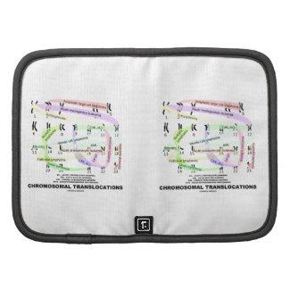 Chromosomal Translocations (Karyogram) Planners