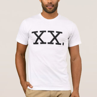 Chromosome - XX T-Shirt