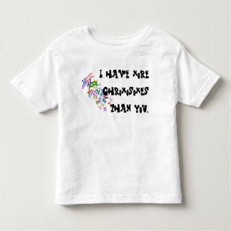 Chromosomes Toddler T-shirt