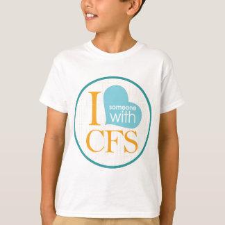 Chronic Fatigue Awareness T-Shirt