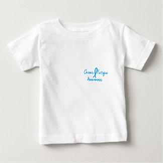 Chronic Fatigue Syndrome Awareness Baby T-Shirt