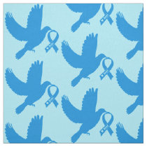 Chronic Fatigue Syndrome, CFS, Dove of Hope Fabric