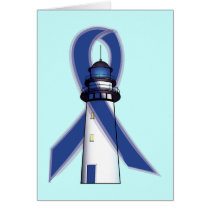 Chronic Fatigue Syndrome, CFS, Lighthouse of Hope Card