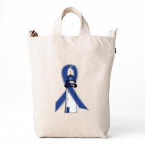 Chronic Fatigue Syndrome, CFS, Lighthouse of Hope Duck Bag