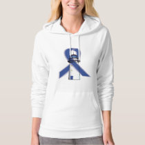 Chronic Fatigue Syndrome, CFS, Lighthouse of Hope Hoodie