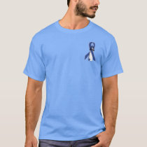 Chronic Fatigue Syndrome, CFS, Lighthouse of Hope T-Shirt