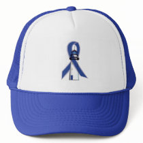 Chronic Fatigue Syndrome, CFS, Lighthouse of Hope Trucker Hat
