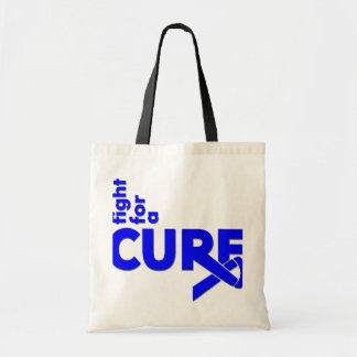 Chronic Fatigue Syndrome Fight For A Cure Canvas Bags