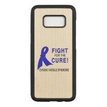 Chronic Fatigue Syndrome Fight for the Cure! Carved Samsung Galaxy S8 Case