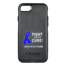 Chronic Fatigue Syndrome Fight for the Cure! OtterBox Commuter iPhone 7 Case