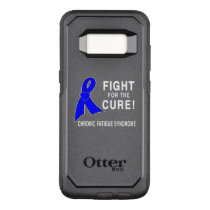 Chronic Fatigue Syndrome Fight for the Cure! OtterBox Commuter Samsung Galaxy S8 Case