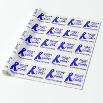 Chronic Fatigue Syndrome Fight for the Cure! Wrapping Paper