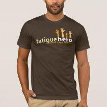 Chronic Fatigue Syndrome Hero Tshirt