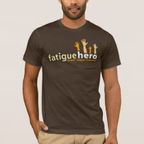 Chronic Fatigue Syndrome Hero Tshirt - Mens