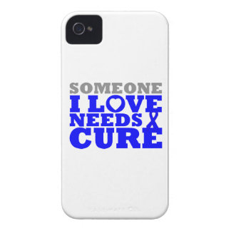 Chronic Fatigue Syndrome  Needs A Cure iPhone 4 Case-Mate Case