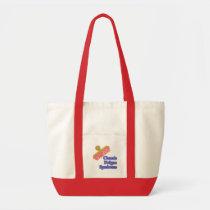 Chronic Fatigue Syndrome Tote Bag