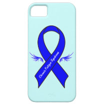 Chronic Fatigue Syndrome with Wings iPhone SE/5/5s Case