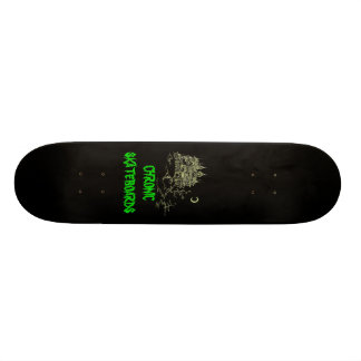 CHRONIC 'Haunted House' Skateboard Deck