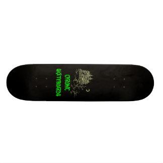 CHRONIC 'Haunted House' Skateboard Deck