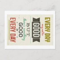 Chronic Illness-Good in Every Day postcards