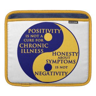 Chronic Illness iPad Sleeve