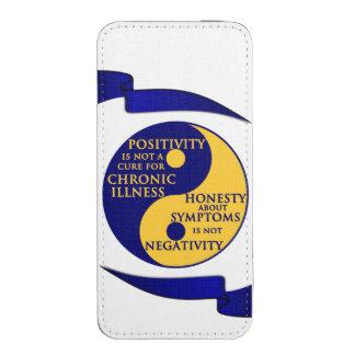 Chronic Illness iPhone Smartphone Pouch
