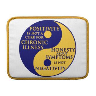 Chronic Illness Macbook Air Sleeve