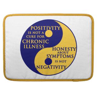 Chronic Illness Macbook Pro Sleeve