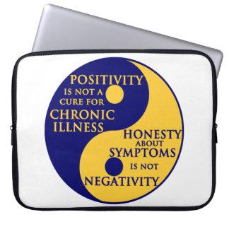 Chronic Illness Neoprene Laptop Sleeve