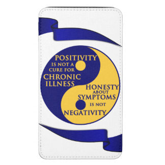 Chronic Illness Samsung Galaxy Smartphone Pouch