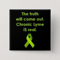 Chronic Lyme is Real Button