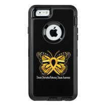 Chronic Obstructive Pulmonary Disease OtterBox Defender iPhone Case