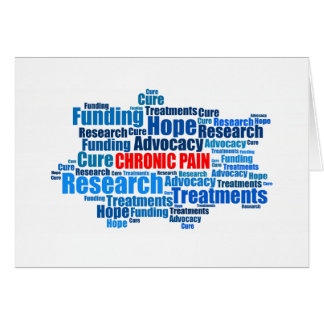 Chronic Pain Advocacy Cards