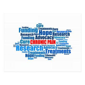 Chronic Pain Advocacy Postcard