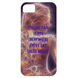 Chronic Pain Hurts Everywhere iPhone SE/5/5s Case