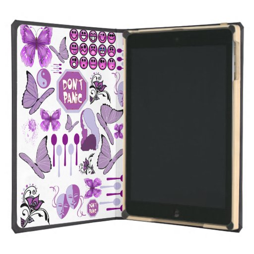Chronic Pain Mash Up Case For iPad Air