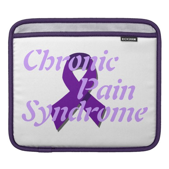 Chronic Pain Syndrome Sleeve For iPads