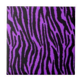 Chronic Pain Tigress Small Square Tile